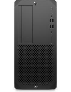 HP Z2 G5 i7-10700K Tower 9th gen Intel® Core™ i7 16 GB DDR4-SDRAM 512 GB SSD Windows 10 Pro for Workstations Workstation Black