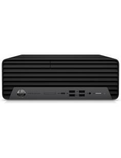 HP ProDesk 600 G6 i5-10500 SFF 10th gen Intel® Core™ i5 8 GB DDR4-SDRAM 256 GB SSD Windows 10 Pro PC Black
