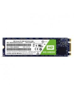 Western Digital WD Green M.2 480 GB Serial ATA III SLC
