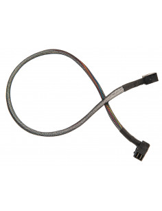 Microsemi ADAPTEC I-RA-HDMSAS-HDMSAS-1M 12 Gbit s Black