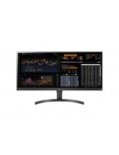 """LG 34CN650N-6A All-in-One PC workstation 86.4 cm (34"""") 2560 x 1080 pixels Intel® Celeron® 4 GB DDR4-SDRAM 16 GB eMMC Wi-Fi 5"""