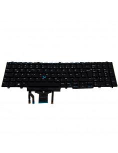 Origin Storage N B KBD Lat 5500   PWS 3541 German 103 Keys Backlit DP