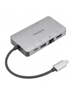 Targus DOCK419 Wired USB 3.2 Gen 1 (3.1 Gen 1) Type-C Grey