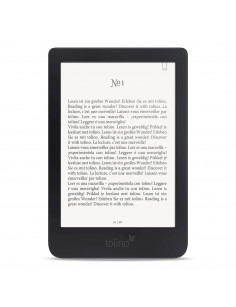 Tolino Shine 3 e-book reader Touchscreen 8 GB Black
