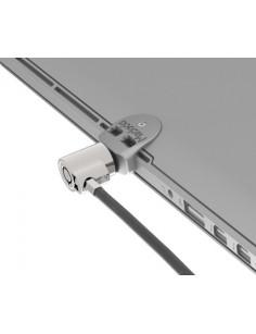 Compulocks MBPRLDG01 cable lock Silver