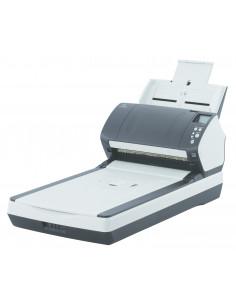 Fujitsu fi-7260 Flatbed & ADF scanner 600 x 600 DPI A4 Black, White