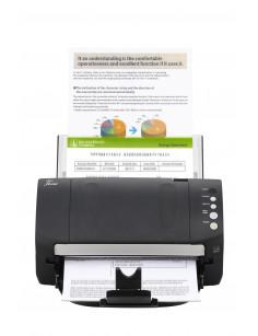 Fujitsu fi-7140 ADF scanner 600 x 600 DPI A4 Black, White