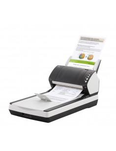 Fujitsu fi-7240 Flatbed & ADF scanner 600 x 600 DPI A4 Black, White