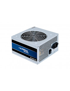 Chieftec GPB-450S power supply unit 450 W 20+4 pin ATX PS 2 Silver