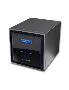 Netgear ReadyNAS 424 NAS Ethernet LAN Black C3338