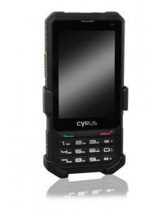 Cyrus Belt Clip Passive holder Mobile phone Smartphone Black