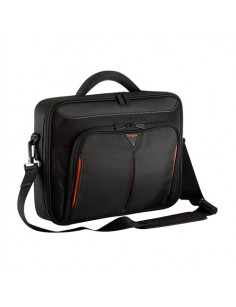 "Targus CN414EU notebook case 36.3 cm (14.3"") Briefcase Black, Red"