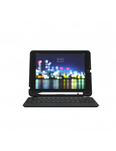 ZAGG Slim Book Go Black Bluetooth German