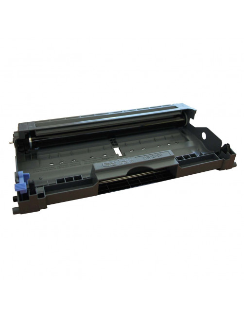 V7 Drum for select Brother printers - Replaces DR2000