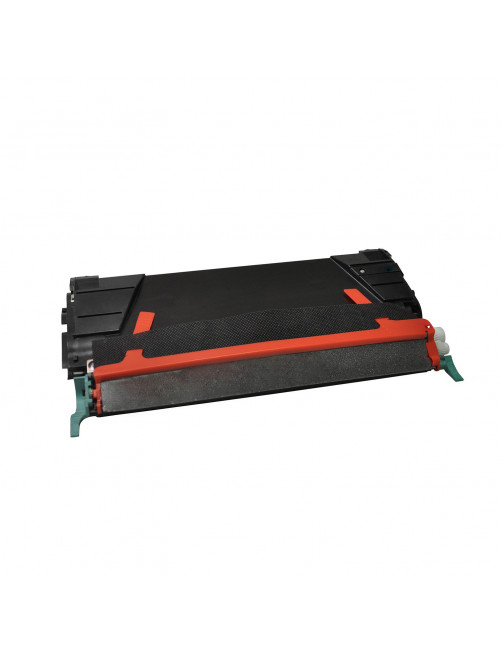 V7 Toner for selected Lexmark printers - Replacement for OEM cartridge part number C746A2MG