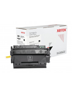 Xerox Everyday Black Toner, replacement for HP Q5949X  Q7553X, from , 6000 pages - (006R03666)