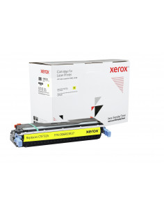 Xerox Everyday Yellow Toner, replacement for HP C9733A, from , 12000 pages - (006R03837)