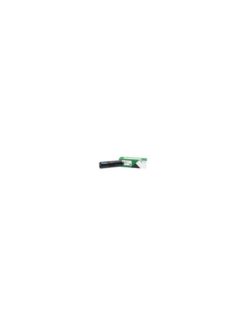 Lexmark C332HC0 toner cartridge 1 pc(s) Cyan