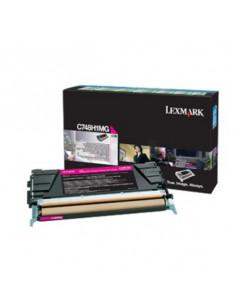 Lexmark C748H3MG toner cartridge 1 pc(s) Original Magenta