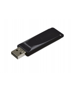 Verbatim Slider - USB Drive 16 GB - Black