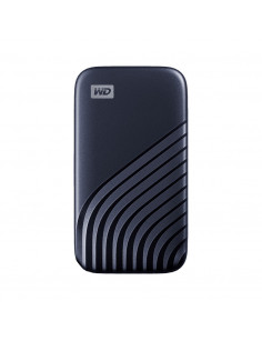Western Digital My Passport 1000 GB Blue