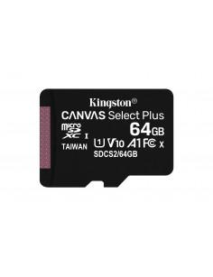 Kingston Technology Canvas Select Plus memorii flash 64 Giga Bites MicroSDXC UHS-I Clasa 10