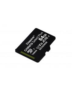 Kingston Technology Canvas Select Plus memory card 64 GB MicroSDXC UHS-I Class 10