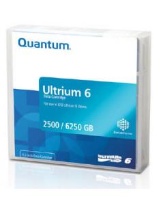 Quantum Ultrium 6 2500 GB LTO 1.27 cm