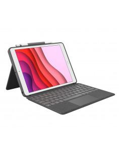 Logitech Combo Touch Graphite Smart Connector QWERTZ Swiss