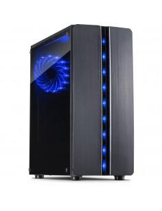 Inter-Tech 88881309 computer case Mini Tower Black