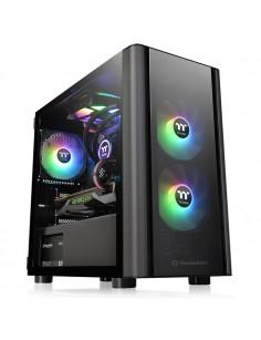 Thermaltake V150 TG Micro Tower Black