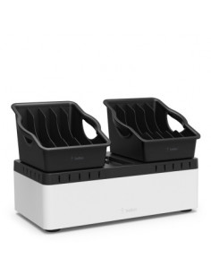 Belkin B2B140VF mobile device charger Black, White Indoor