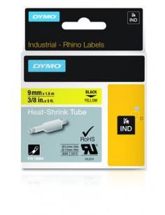 DYMO IND Heat-Shrink Tube Labels