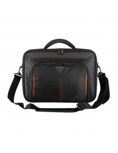 "Targus Classic+ notebook case 39.6 cm (15.6"") Messenger case Black, Red"