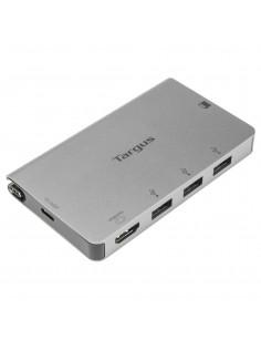 Targus ACA963EU interface hub USB 3.2 Gen 1 (3.1 Gen 1) Type-C 5000 Mbit s Silver