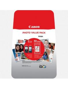 Canon 3712C004 ink cartridge 2 pc(s) Original High (XL) Yield Black, Cyan, Magenta, Yellow