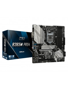 Asrock B365M Pro4 Intel B365 LGA 1151 (Socket H4) micro ATX
