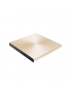 ASUS ZenDrive U9M optical disc drive DVD±RW Gold