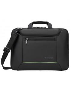 "Targus Balance EcoSmart 15.6"" notebook case 39.6 cm (15.6"") Briefcase Black"
