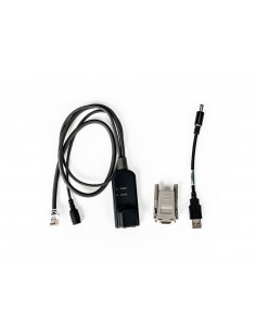 Vertiv Avocent MPUIQ-SRL KVM Serial Interface adapter RJ-45 + Serial RJ - 45, Black