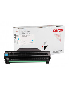 Everyday Cyan Standard Yield Toner, replacement for HP CF031A, from Xerox, 11250 pages - (006R04243)