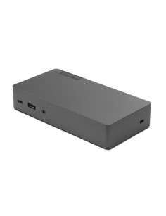 Lenovo Thunderbolt 3 Essential Dock interface cards adapter 3.5 mm, DisplayPort, HDMI, RJ-45, USB 3.2 Gen 1 (3.1 Gen 1)