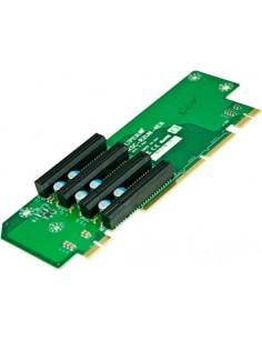 Supermicro RSC-R2UW-4E8 interface cards adapter Internal PCIe