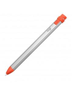 Logitech 914-000046 stylus pen 20 g Orange, Silver