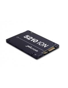 "Micron 5210 ION 2.5"" 7680 GB Serial ATA III QLC 3D NAND"