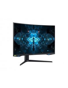 "Samsung Odyssey C32G74TQSR 81.3 cm (32"") 2560 x 1440 pixels Wide Quad HD+ QLED Black"
