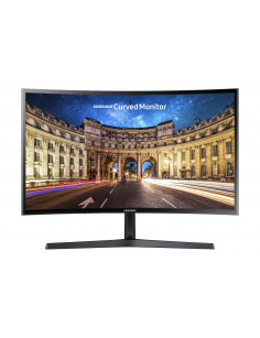 "Samsung C27F396FHR 68.6 cm (27"") 1920 x 1080 pixels Full HD LED Black"