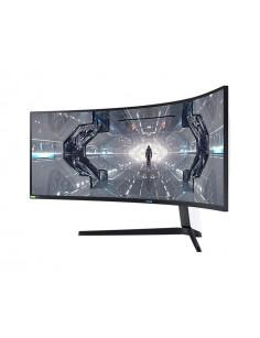 """Samsung Odyssey C49G94TSSR 124.5 cm (49"""") 5120 x 1440 pixels UltraWide Dual Quad HD LED Black, White"""