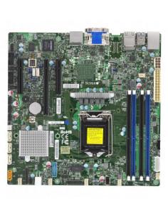 Supermicro X11SSZ-QF Intel® Q170 LGA 1151 (Socket H4) micro ATX