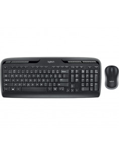 Logitech MK330 keyboard RF Wireless QWERTY Pan Nordic